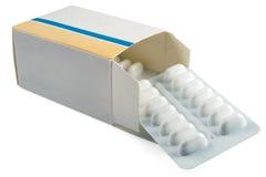 Farmaco Fotografia Stock Libera da Diritti