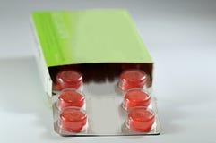 farmaco Fotografia Stock