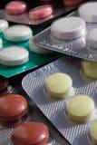 Farmaco III Immagini Stock