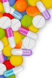 Farmacologia Fotografia Stock