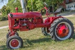 Farmall Cub Tractor Stock Image