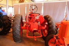 Farmall M tractor Stock Photo