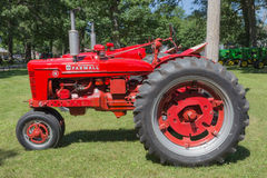 Farmall Model H Stock Photo