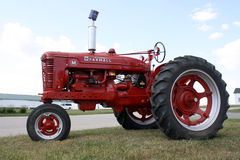 Farmall tractor Stock Images