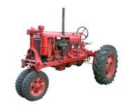 farmalltraktortappning Royaltyfri Foto
