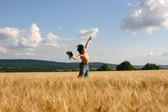 Farmboy Stock Photography