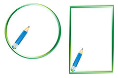 farme铅笔 向量例证