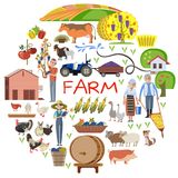 Agriculture and Farming Stock Photo