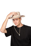 Farmer John Royalty Free Stock Photo