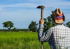 Farmer life Stock Photo