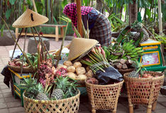 Farmer Market in Indonesia