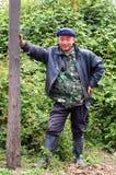 Farmer Portrait Stock Image