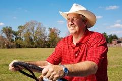 farmer przystojny Obraz Royalty Free