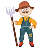 Farmer Royalty Free Stock Image