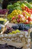 Farmer's Market Stock Photography
