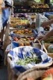 Farmer's Market. Ripe produce at a Farmer's Market Royalty Free Stock Images