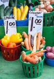 Farmer's market Stock Image