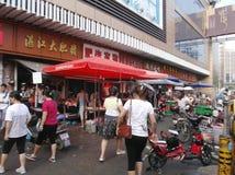 The farmer's market. In baoan xixiang, shenzhen, China Stock Photography