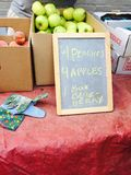farmer's market fruit stock photography