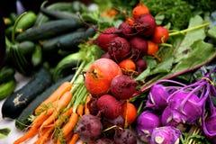 Farmer's Market Produce Royalty Free Stock Images