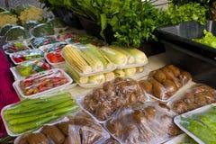 Farmer's Market Produce Stock Image