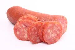 Farmer sausage Stock Photo
