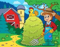 Farmer topic image 1 Stock Images
