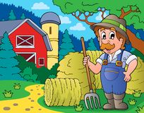 Farmer topic image 3 Royalty Free Stock Images