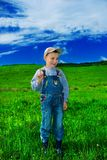 farmer trochę zdjęcie royalty free