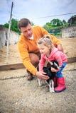 Farmers Daughter Stock Image
