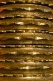 Farmers Golden Roller Stock Image