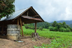 Farmers hut Royalty Free Stock Photos