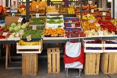 Farmers market Royalty Free Stock Photography