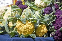 Farmers Market broccoli Royalty Free Stock Image