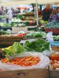 Farmers market Stock Photo