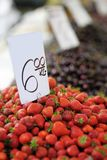 Farmers market Royalty Free Stock Photo