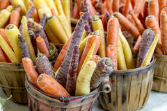 Farmers Market Fruits and Vegetables Royalty Free Stock Image
