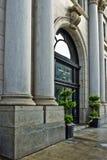 Farmers & Merchants Bank in Los Angeles Stock Image