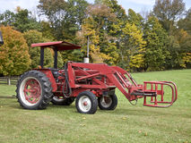 Farmers tractor, USA Royalty Free Stock Photos