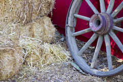 Farmers Wheel Royalty Free Stock Photo
