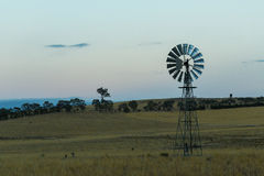 Farmers Windmill Stock Images