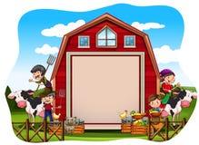 Farmers Stock Image