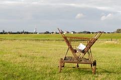 Farmery landskap Arkivbild