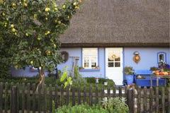 farmhouse ειδυλλιακό Στοκ Εικόνα