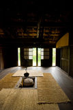 farmhouse το εσωτερικό στοκ εικόνα με δικαίωμα ελεύθερης χρήσης