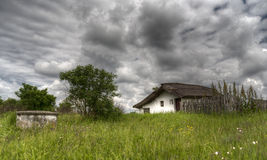 Farmhouse 03 Royalty Free Stock Photography