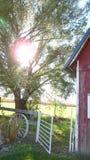 farmhouse foto de stock