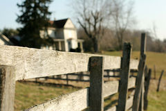 Farmhouse Royalty Free Stock Photos