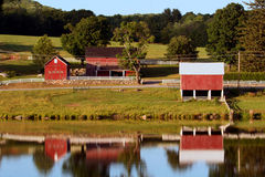 Farmhouse Royalty Free Stock Image