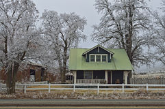 farmhouse Obrazy Stock